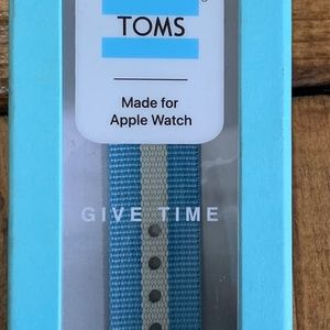 Toms 42MM Apple Watch Band